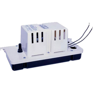 VCC SERIES COMPACT TANK CONDENSATE REMOVAL PUMP - 115V by Little Giant