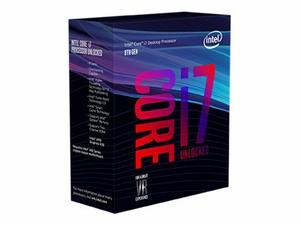 INTEL CORE I7 8700K - 3.7 GHZ - 6-CORE - 12 THREADS - 12 MB CACHE - LGA1151 SOCKET - BOX by Intel