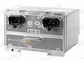 HPE ARUBA - POWER SUPPLY (PLUG-IN MODULE) - 2750 WATT - REMARKETED - FOR HPE ARUBA 5406R, 5406R 16, 5406R 44, 5406R 8-PORT, 5406R ZL2, 5412R, 5412R 92, 5412R ZL2 by HP (Hewlett-Packard)