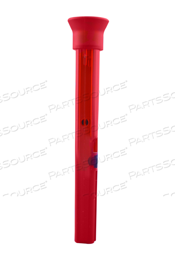 OEM RECTAL PROBE WELL ASSEMBLY - RED by Welch Allyn Inc.