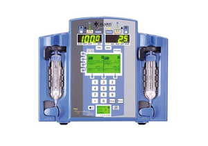 IVAC 7200 DUAL CHANNEL INFUSION PUMP by CareFusion Alaris / 303