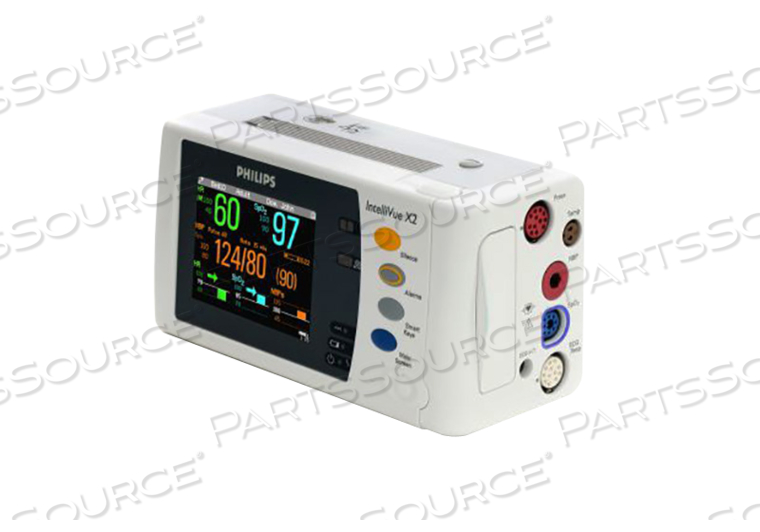INTELLIVUE X2 MMS (M3002A) PHYSIOLOGICAL MONITOR REPAIR