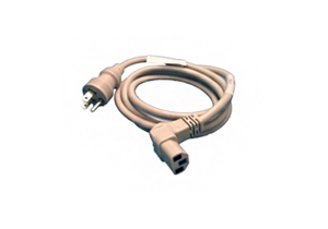 6FT 16 AWG GE DASH HOSPITAL GRADE POWER CORD by GE Medical Systems Information Technology (GEMSIT)