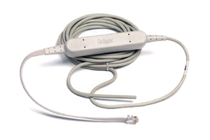 NURSE CALL CABLE, 24 V, 1 A by Draeger Inc.