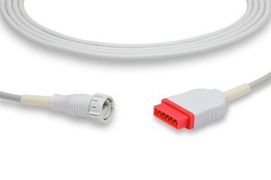 ARGON CONNECTOR IBP ADAPTER CABLE by GE Medical Systems Information Technology (GEMSIT)