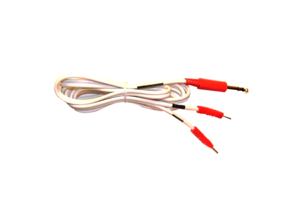"72"" ELECTROTHERAPY LEAD WIRE - RED by Dynatronics"