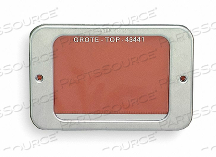 PERMIT HOLDER DOCUMENT 7 1/4LX4 7/8W IN by Grote