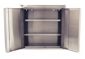 WALL CABINET 30 H 30 W GRAY by Jamco