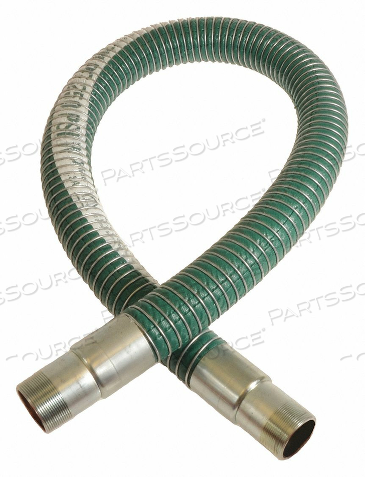 CHEMICAL HOSE 3 ID X 5 FT. by Novaflex