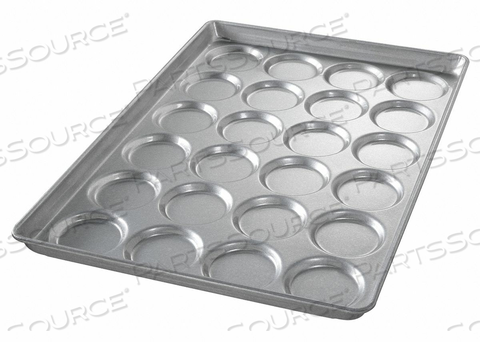BUN/ROLL PAN 25-11/16 X 17-11/16IN STEEL by Chicago Metallic
