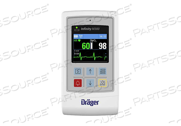 M300 BEDSIDE CHARGE PATIENT MONITORING REPAIR