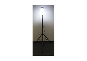 TEMPORARY JOB SITE LIGHT 100W LED IP65 by 8 12 Illumination