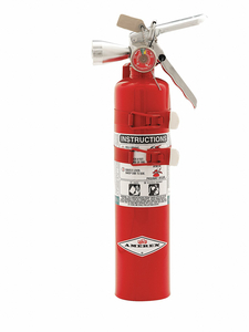 FIRE EXTINGUISHER HALOTRON ABC 2B C by Amerex