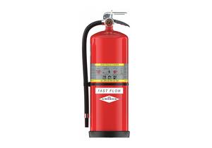 FIRE EXTINGUISHER 30 LB CAP. 26-1/2 H by Amerex