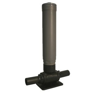 VALVE ASSEMBLY, POLYETHYLENE WITH FITTING, TIE WRAP by Invacare Corporation