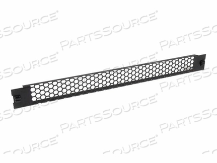 STARTECH.COM VENTED BLANK PANEL FOR SERVER RACKS - 1U - RACK BLANKING PANEL (VENTED) - 1U - FOR P/N: RK1219WALHM, RK2536BKF, RK619WALL, RK619WALLGB, RK960CP, RKQMCAB12, RKWOODCAB12 by StarTech.com Ltd.
