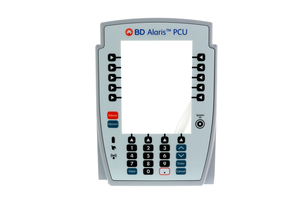 KEYPAD ASSEMBLY FRONT CASE by CareFusion Alaris / 303