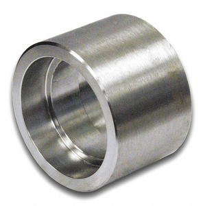 COUPLING STAINLESS STEEL FSW 1/2IN. by Penn Machine Works