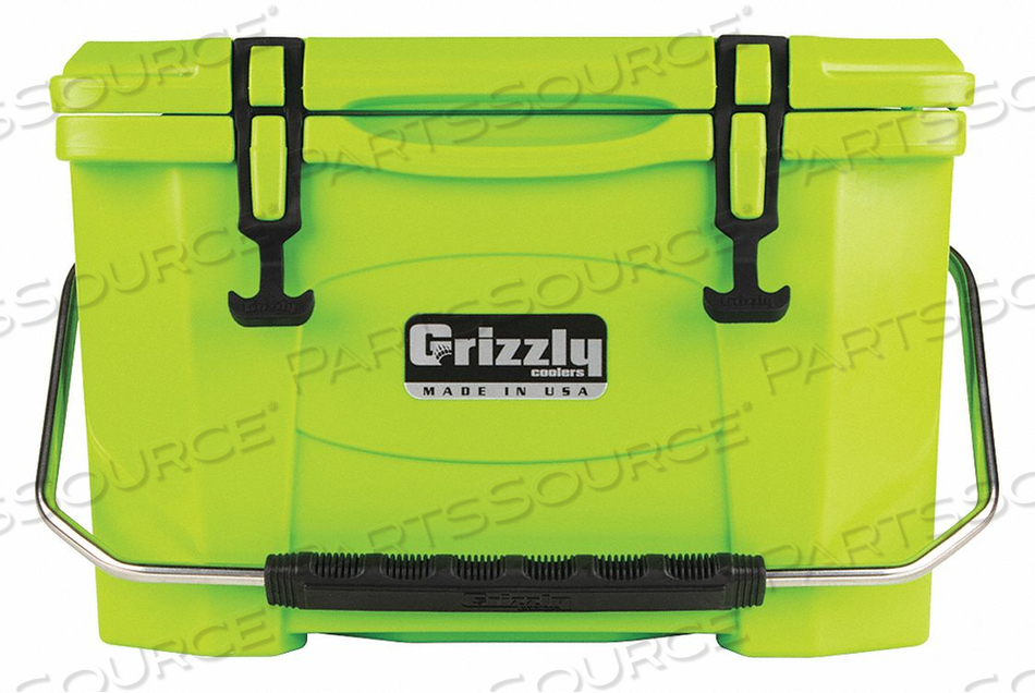 MARINE CHEST COOLER 20.0 QT. CAPACITY by Grizzly Coolers