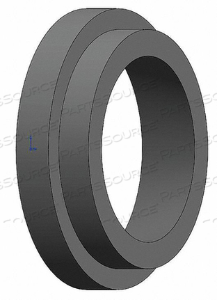 GASKET 300 PSI 1/2 IN by Dixon Valve and Coupling