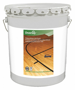 FLOOR FINISH 5 GAL. 500 TO 600 SQ. FT. by Diversey