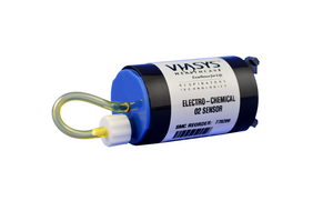 OXYGEN SENSOR, DIL, 10 PIN, 3.4 V, <130 MSEC RESPONSE by Vyaire Medical Inc.