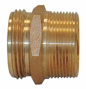 FIRE HOSE ADAPTER 1 NPT 1 NH by Moon American