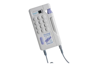NON-DIRECTIONAL DOPPLER W/ TRANSDUCER DOPPLEX D900 W/O DISPLAY OBSTETRICS PROBE 2 MHZ (1 EA) (HUNTLEIGH HEALTHCARE D900-P-USA/OP2) by Arjo Inc.