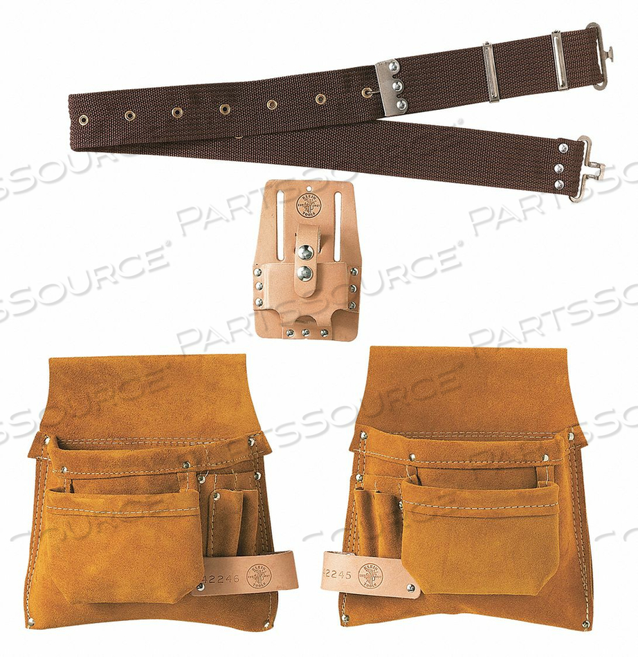 NAIL/SCREW AND TOOL-POUCH COMBINATION by Klein Tools