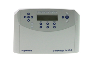FRONT PANEL KEYPAD 5430R by Eppendorf