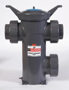 SIMPLEX STRAINER PVC 2 SOCKET/THREADED by Hayward
