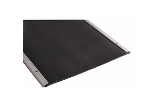 REINFORCED SAFETY SEAL ALUMINUM 10 IN. by National Guard Products
