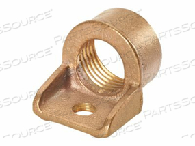 PANDUIT STRUCTURED GROUND - GROUNDING CLAMP (QTY PER PACK: 100) by Panduit