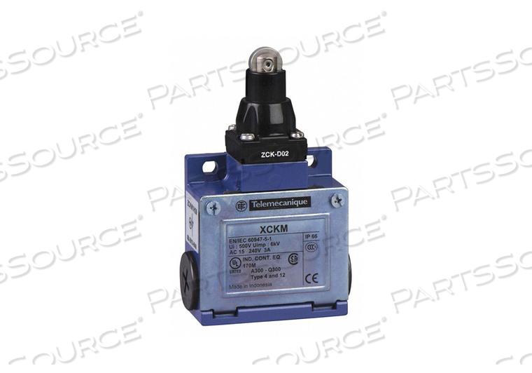 LIMIT SWITCH 240VAC 10AMP XCK +OPTIONS by Telemecanique Sensors