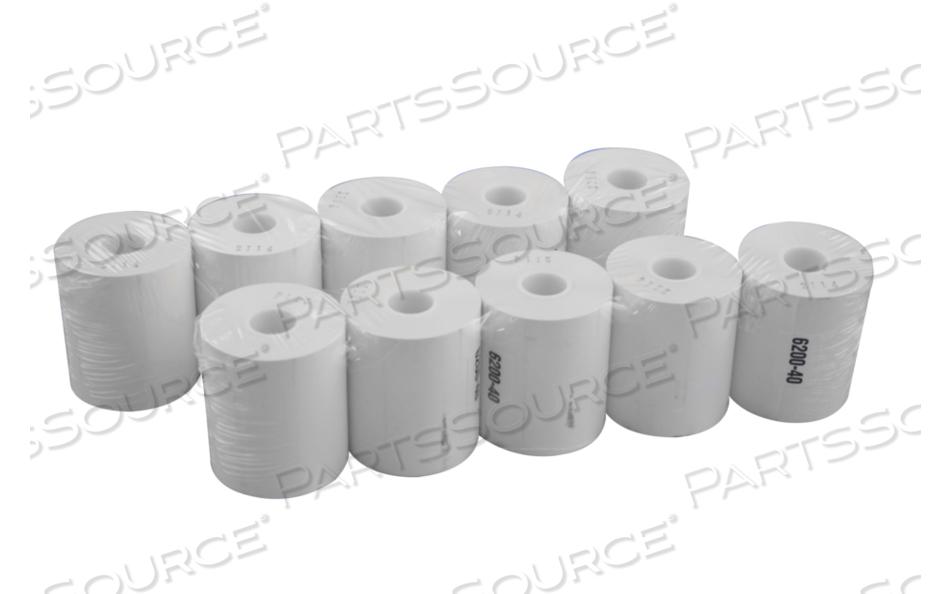 PRINTER PAPER (CS OF 25 ROLLS) by Welch Allyn Inc.