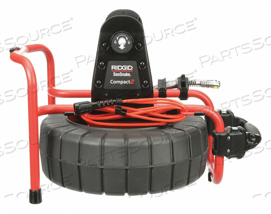PIPE INSPECTION CAMERA REEL 28 IN L by Ridgid