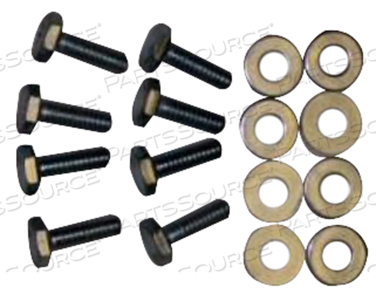 HDW KIT P2 BOLT ON by Invacare Corporation