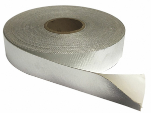 FOIL TAPE WITH LINER 3 W SILVER PK4 by Avsil