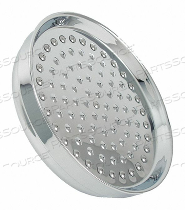 SHOWER HEAD WALL MOUNT 6 IN.FACE DIA. by Trident