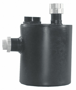 DILUTION TRAP AND TANK TWO INLETS POLY by Orion
