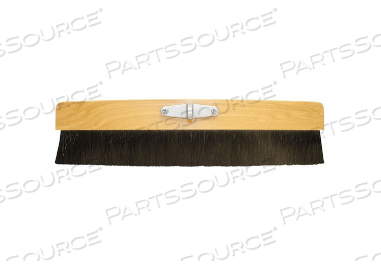 CONCRETE FINISHING BROOM HEAD 36 IN WOOD by Kraft Tool