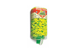 EAR PLUGS WITH DISPENSER 33DB PK500 by Moldex