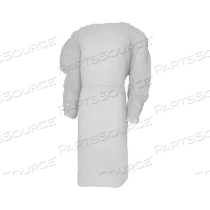 BRAND PROTECTIVE PROCEDURE GOWN (10 PER BAG) by McKesson