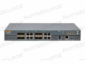 HPE ARUBA 7030 (US) FIPS/TAA CONTROLLER - NETWORK MANAGEMENT DEVICE - 8 PORTS - GIGE - 1U - RACK-MOUNTABLE