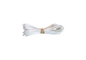 BRAIDED HALYARD 3/8 IN.DIA WHITE by Annin Flagmakers