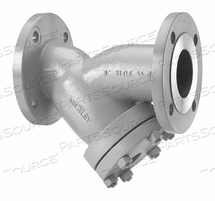 Y STRAINER 304 SS 4 FLANGED 304 SS by Keckley