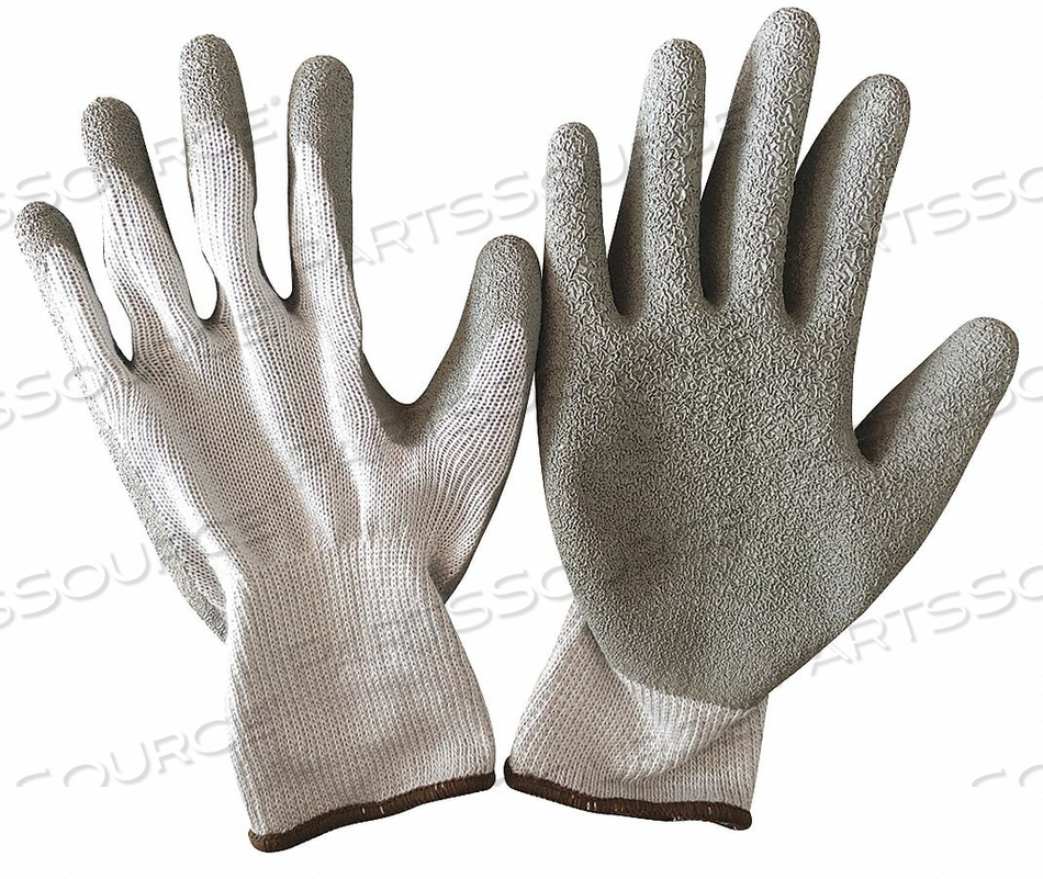 J4908 COATED GLOVES POLYESTER XL PR by Condor