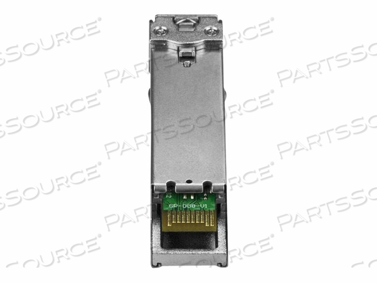 STARTECH.COM CISCO GLC-LH-SMD COMP. SFP MODULE - TAA - LIFETIME WARRANTY - SFP (MINI-GBIC) TRANSCEIVER MODULE (EQUIVALENT TO: CISCO GLC-LH-SMD) - GIGE - 1000BASE-LX, 1000BASE-LH - LC - UP TO 6.2 MILES - 1310 NM - TAA COMPLIANT by StarTech.com Ltd.