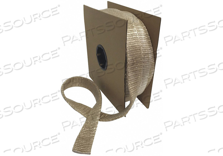 HIGH TEMPERATURE TAPE 2 W SILICA by Avsil