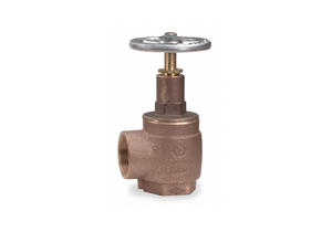 ANGLE HOSE VALVE BRASS by Moon American